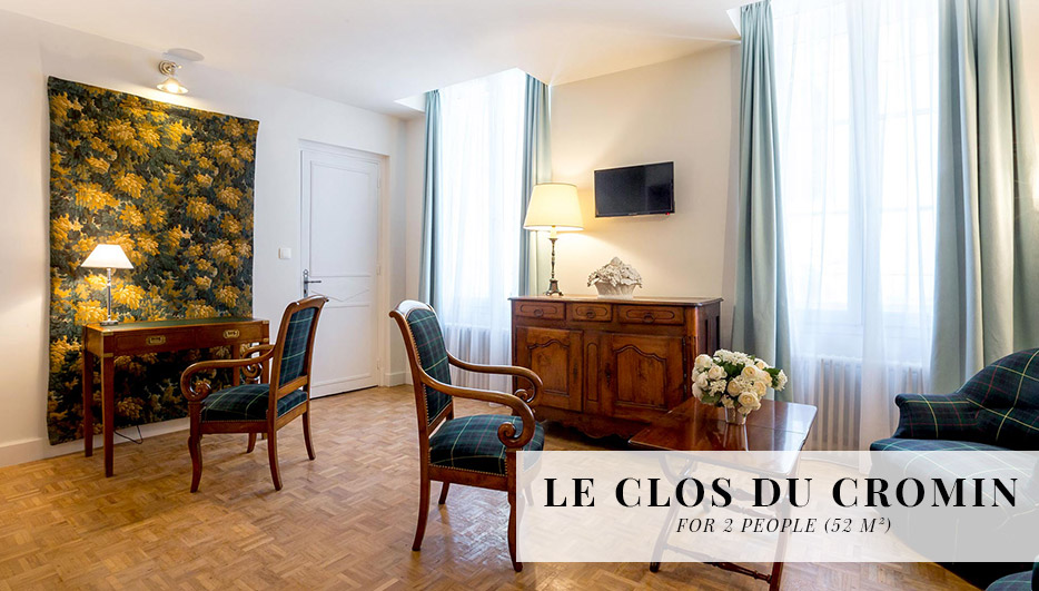 Le Cromin appartement Beaune